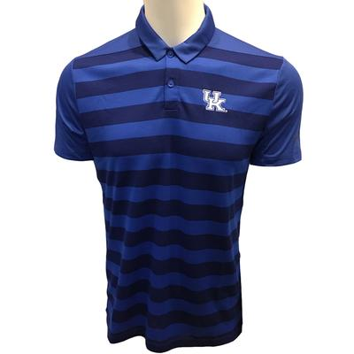 Kentucky Nike Golf Dry Striped Polo