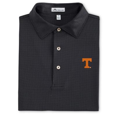 Tennessee Men's Peter Millar Alumni Printed Dot Polo