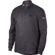 West Virginia Nike Golf Men's Shield Golf Jacket