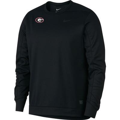 Georgia Nike Golf Therma Crew Sweater