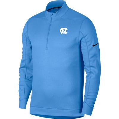 UNC Nike Golf Therma Repel 1/2 Zip Pullover