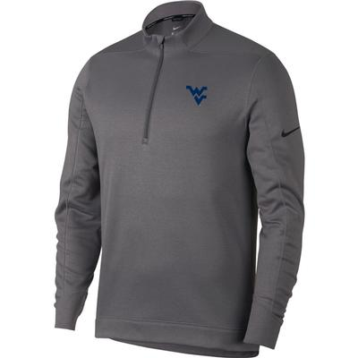 West Virginia Nike Golf Therma Repel 1/2 Zip Pullover