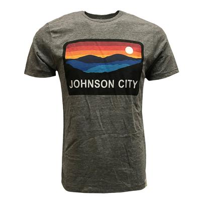 Johnson City Horizon Short Sleeve Triblend Tee