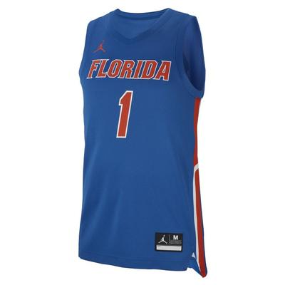 Florida Jordan Brand Replica Basketball Jersey