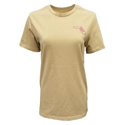Florida State Hillflint Unisex Solid State Tee