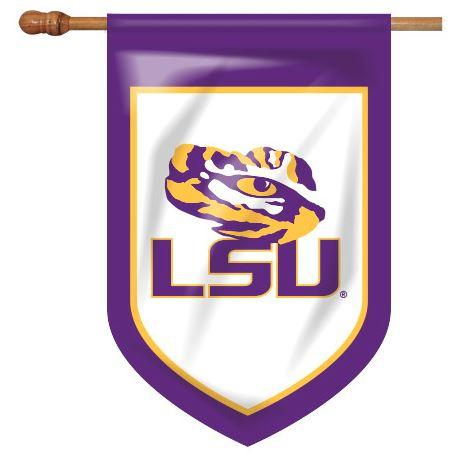 Lsu House Flag