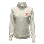 Clemson Champion Women's University Lounge 1/4 Zip Pullover