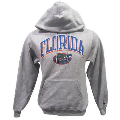 Florida Champion Arch Hoodie HTHR_GREY