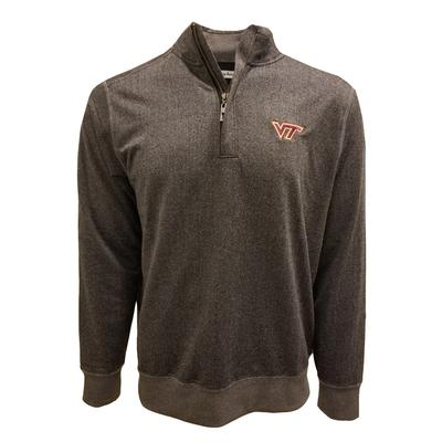 Virginia Tech Tommy Bahama Pro-Formance Core 1/2 Zip