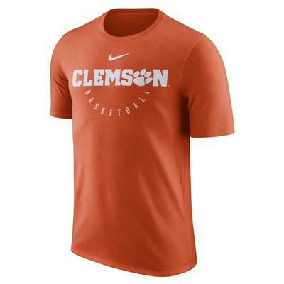 Clemson Nike Dry Key Legend Basketball Tee
