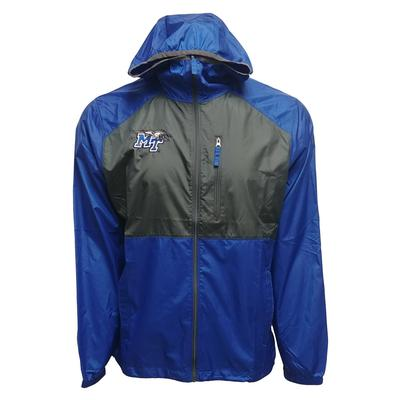 MTSU Columbia Flash Forward Windbreaker