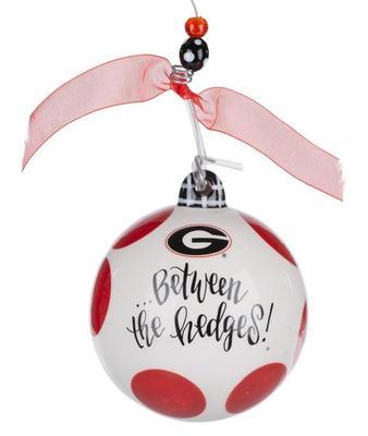 Georgia Most Wonderful Time Ornament