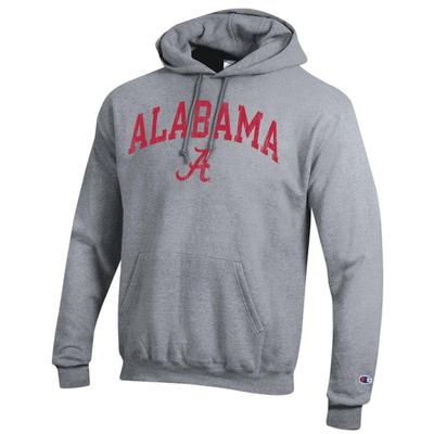 Alabama Arch Screen Hoodie