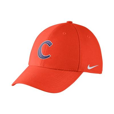 Clemson Nike Classic99 Swoosh Flex Hat