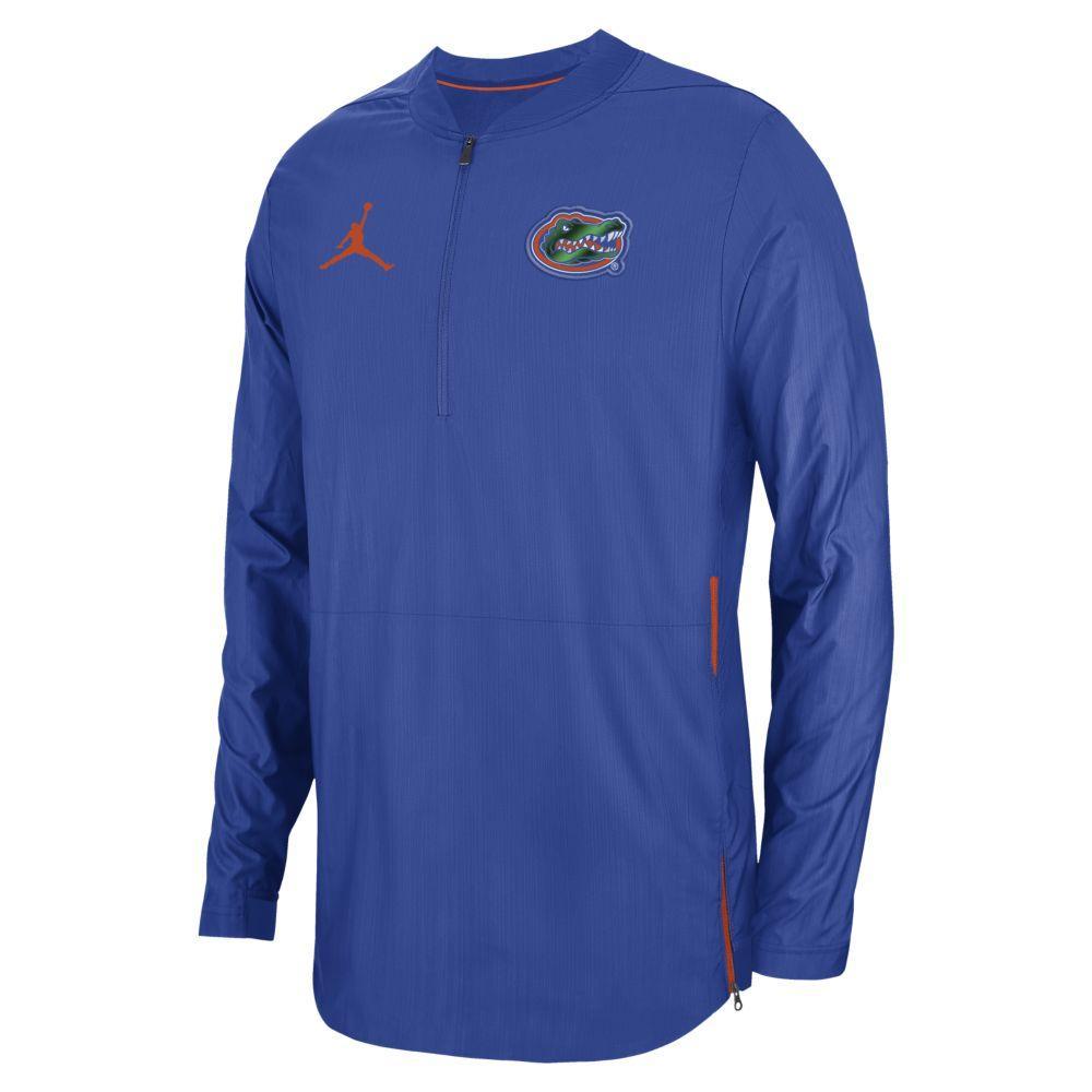 Florida Jordan Brand Lockdown 1/4 Zip Jacket