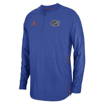 Florida Jordan Brand Lockdown 1/4 Zip Jacket