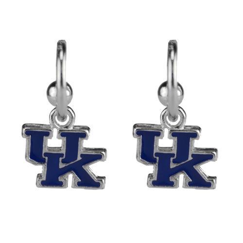 Kentucky Enamel Dangle Earrings