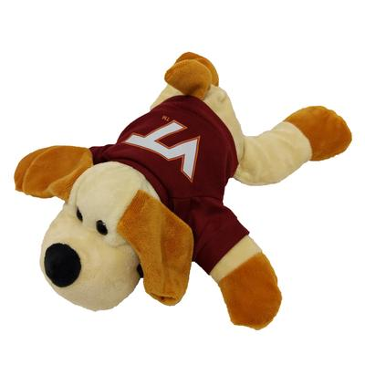 Virginia Tech Floppy Dog Plush