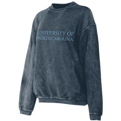 UNC Chicka-D Corded Sweatshirt