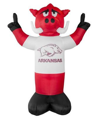 Arkansas Razorbacks Inflatable Mascot