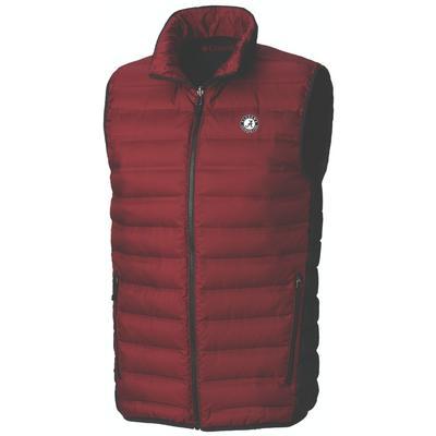 Alabama Columbia Lake Reversible Full Zip Vest