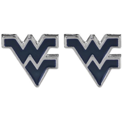 West Virginia Enamel Stud Earrings