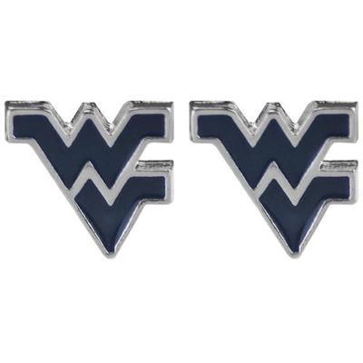 West Virginia Enamel Stud Earrings