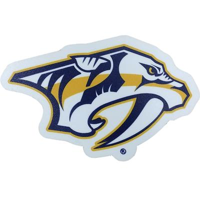 Nashville Predators Logo Decal (4