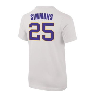 LSU Nike Youth Simmons Future Stars Tee