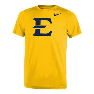 ETSU Nike Youth Dri-Fit Legend 2.0 Short Sleeve Tee