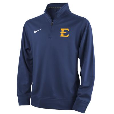ETSU Nike Youth Therma 1/4 Zip Pullover
