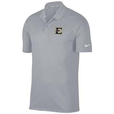 ETSU Nike Golf Victory Solid Polo WOLF_GREY
