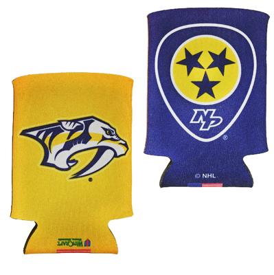 Nashville Predators Logo Can Koozie