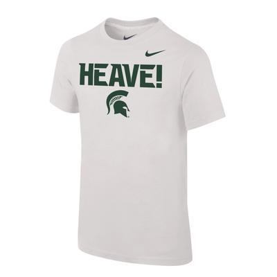 Michigan State Nike Youth Heave! Tee