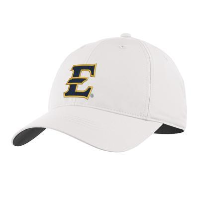 ETSU Nike Golf Custom Tech Cap WHT