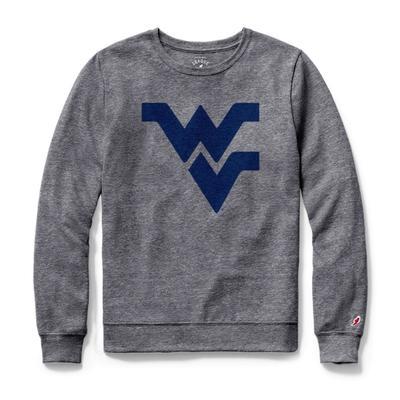 West Virginia League Women's Phys Ed Long Sleeve Tee