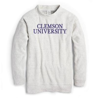 Clemson League Women's Ezra's Best Crew Sweater