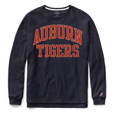 Auburn League Women's Clothesline Long Sleeve Top