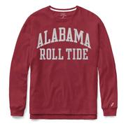 Alabama League Women's Clothesline Long Sleeve Top