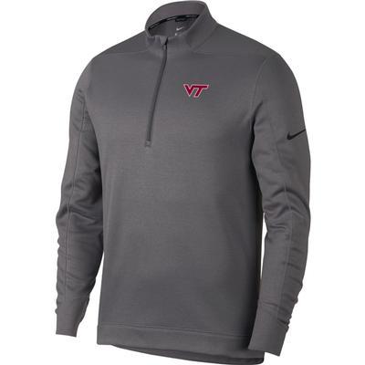 Virginia Tech Nike Golf Therma Repel 1/2 Zip Pullover