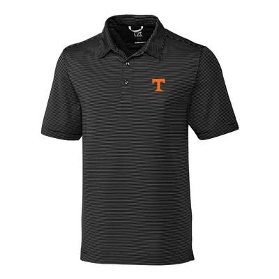 Tennessee Cutter & Buck Big and Tall Prevail Stripe Polo
