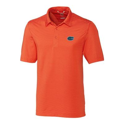 Florida Cutter & Buck Big and Tall Prevail Stripe Polo
