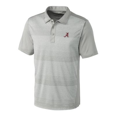 Alabama Cutter & Buck Big and Tall Crescent Polo