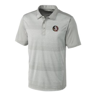 Florida State Cutter & Buck Big and Tall Crescent Polo