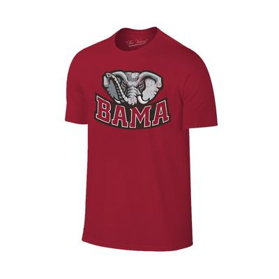 Alabama Giant Logo Cotton Tee