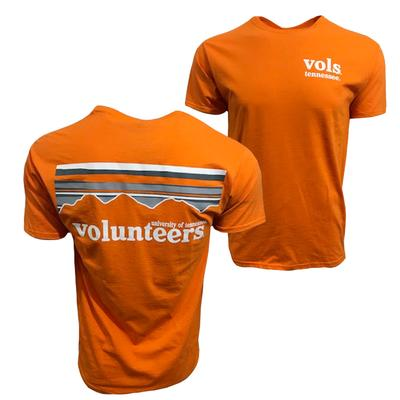 Tennessee Mountain Straight T-shirt