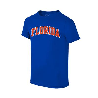 Florida Youth Arch Outline Short Sleeve Tee