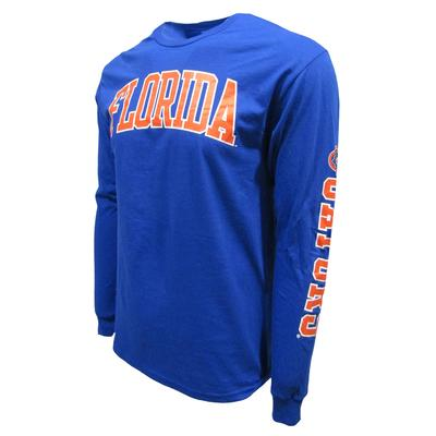 Florida Arch Logo 2 Location Long Sleeve Tee