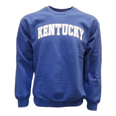 Kentucky Arch Logo Crew Sweatshirt