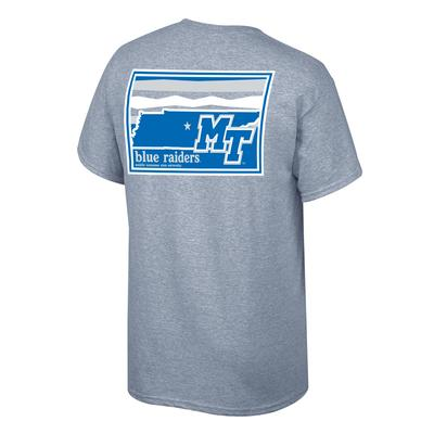 MTSU Mountain Straight T-shirt